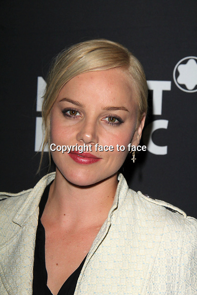 SANTA MONICA, CA - June 20: Abbie Cornish at The 24 Hour Plays Los Angeles After-Party, Shore Hotel, Santa Monica, June 20, 2014. Credit: Janice Ogata/MediaPunch<br /> Credit: MediaPunch/face to face<br /> - Germany, Austria, Switzerland, Eastern Europe, Australia, UK, USA, Taiwan, Singapore, China, Malaysia, Thailand, Sweden, Estonia, Latvia and Lithuania rights only -