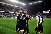 Futbol 2018 Copa Libertadores Corinthians vs Colo Colo