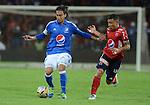 Medellín venció 1-0 a Millonarios de local y clasificó como puntero a la fase final del campeonato. Fecha 20 Liga Águila I-2016