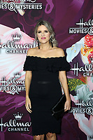 LOS ANGELES - JAN 13:  Ali Fedotowsky at the Hallmark Channel and Hallmark Movies and Mysteries Winter 2018 TCA Event at the Tournament House on January 13, 2018 in Pasadena, CA