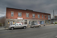 Intersection of Mitton and George Streets. The site of  a fatal accident that claimed the life of co-owner, Roberta MacIntosh who stepped out of the Georgian Restaurant with her husband Ralph, who was seriously injured in the drunk driving accident.