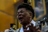 SAO PAULO, SP, 23/02/2020 - Carnaval 2020 -SP- Carnaval 2020, Desfile da Escola de Samba Rosas de Ouro pelo segundo dia de Carnaval do grupo especial, no Sambodromo do Anhembi em Sao Paulo, SP, nesta domingo (23). (Foto: Marivaldo Oliveira/Codigo 19/Codigo 19)