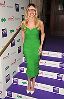 Nadine Coyle at the Specsavers' Spectacle Wearer of the Year Awards 2017, 8 Northumberland Avenue, Northumberland Avenue, London, England, UK, on Tuesday 10 October 2017.<br /> CAP/CAN<br /> &copy;CAN/Capital Pictures
