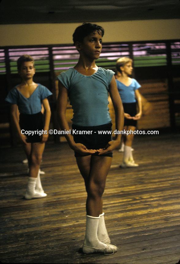 Dance in Havana, Cuba in 1998