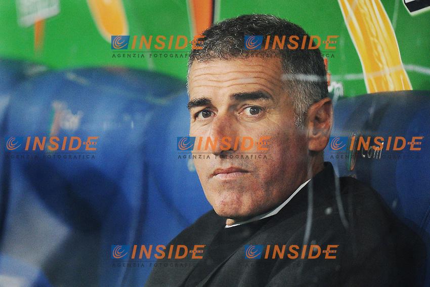 Mauro Tassotti, secondo allenatore del Milan..20/10/2012 Roma.Stadio Olimpico.Football Calcio 2012 / 2013 .Campionato di Calcio Serie A.Lazio vs Milan.Foto Insidefoto / Antonietta Baldassarre.