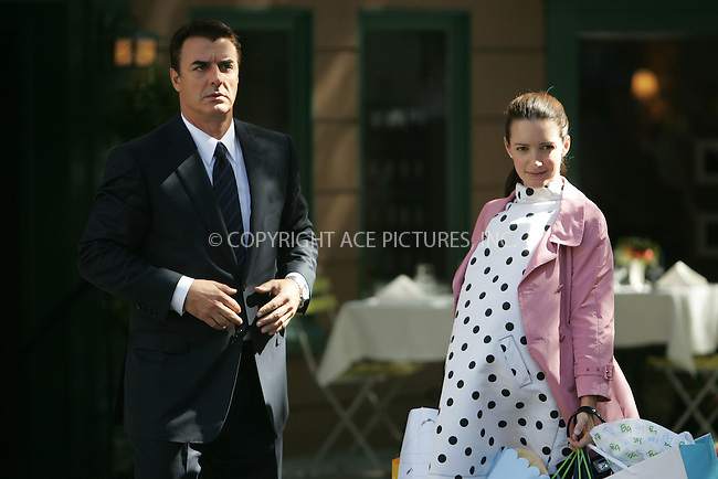 WWW.ACEPIXS.COM . . . . .  ....September 20 2007, New York City....Actress Kristin Davis was on the Lexington Avenue set of the new 'Sex and the City' movie shooting a scene with actor Chris Noth.....Please byline: DAVID MURPHY - ACEPIXS.COM..... *** ***..Ace Pictures, Inc:  ..te: (646) 769 0430..e-mail: info@acepixs.com..web: http://www.acepixs.com
