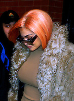 www.acepixs.com<br /> <br /> February 13 2017, New York City<br /> <br /> TV personality Kylie Jenner leaves a downtown hotel on February 13 2017 in New York City<br /> <br /> By Line: Zelig Shaul/ACE Pictures<br /> <br /> <br /> ACE Pictures Inc<br /> Tel: 6467670430<br /> Email: info@acepixs.com<br /> www.acepixs.com