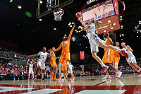 Stanford, Ca - Thursday, December 21, 2017: Stanford Women's Basketball falls to Tennessee 83-71 at Maples Pavilion.