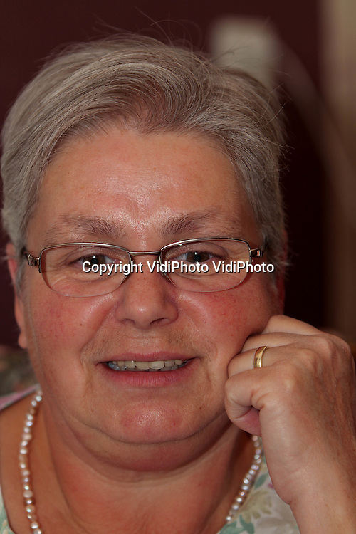 Foto: VidiPhoto..AALTEN - Portret Marijke Rots...