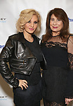 Orfeh and Paula Wagner during a reception for Theatre Forward's Chairman's Awards Gala at the Pierre Hotel on April 8, 2019 in New York City.