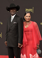 LOS ANGELES - SEPTEMBER 15: Glynn Turman, Jo-Ann Allen attends the 2019 Creative Arts Emmy Awards at the Microsoft Theatre LA Live on September 15, 2019 in Los Angeles, California. (Photo by Scott Kirkland/PictureGroup)