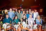 Michelle O'Leary, Cahermoneen, Tralee Celebrates her 21st birthday with family at Ristorante Uno on Saturday
