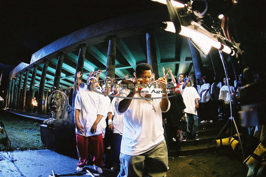 "Lil Wayne's ""Way of Life Video"" - Cash Money Records in New Orleans, Louisiana"