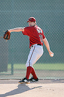 Bryan Shaw - Arizona Diamondbacks - 2010 Instructional League.Photo by:  Bill Mitchell/Four Seam Images..