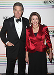 Nancy Pelosi & husband Paul arriving for the 2009 Kennedy Center Honors held at the  Kennedy Center in Washington, D.C.. December 6, 2009
