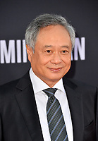 "LOS ANGELES, USA. October 07, 2019: Ang Lee at the premiere of ""Gemini Man"" at the TCL Chinese Theatre, Hollywood.<br /> Picture: Paul Smith/Featureflash"