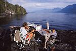 Orca Researcher, David Briggs, Johnstone Strait