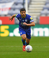 Wigan Athletic's Sam Morsy<br /> <br /> Photographer Dave Howarth/CameraSport<br /> <br /> The EFL Sky Bet Championship - Wigan Athletic v Fulham - Wednesday July 22nd 2020 - DW Stadium - Wigan<br /> <br /> World Copyright © 2020 CameraSport. All rights reserved. 43 Linden Ave. Countesthorpe. Leicester. England. LE8 5PG - Tel: +44 (0) 116 277 4147 - admin@camerasport.com - www.camerasport.com