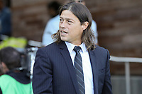 SAN JOSE, CA - JUNE 26: Matias Almeyda during a Major League Soccer (MLS) match between the San Jose Earthquakes and the Houston Dynamo on June 26, 2019 at Avaya Stadium in San Jose, California.