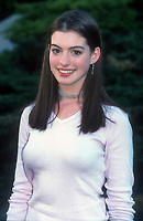 Anne Hathaway, 1999, Photo By John Barrett/PHOTOlink