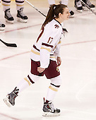 Cassidy MacPherson (PC - 17) - The Boston College Eagles defeated the visiting Providence College Friars 7-1 on Friday, February 19, 2016, at Kelley Rink in Conte Forum in Boston, Massachusetts.