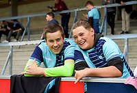 Wycombe Wanderers fans before the Carabao Cup match between Wycombe Wanderers and Fulham at Adams Park, High Wycombe, England on 8 August 2017. Photo by Alan  Stanford / PRiME Media Images.