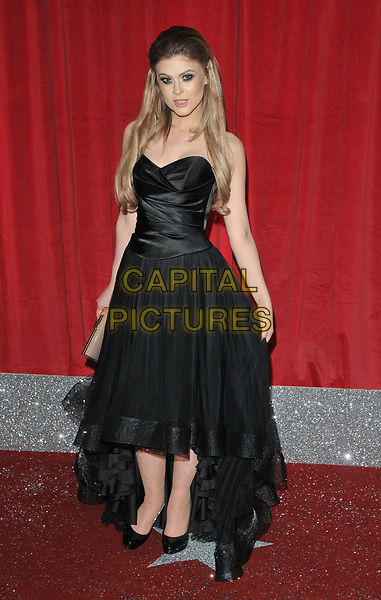 Scarlett Archer at the British Soap Awards 2017, The Lowry Theatre, Pier 8, Salford Quays, Salford, Manchester, England, UK, on Saturday 03 June 2017.<br /> CAP/CAN<br /> &copy;CAN/Capital Pictures