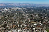 aerial photograph Santa Clara County, California