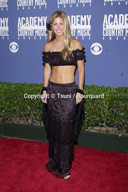 Shannan Brown arrives the 36th Academy of Country Music Awards held at the Universal Amphitheater in Los Angeles, CA, Wednesday, May 9, 2001.  BrownShannan11.JPG