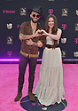 MIAMI, FL - FEBRUARY 20: Jesse Huerta and Joy Huerta of Jesse & Joy attends Univision's Premio Lo Nuestro 2020 at AmericanAirlines Arena on February 20, 2020 in Miami, Florida.  ( Photo by Johnny Louis / jlnphotography.com )