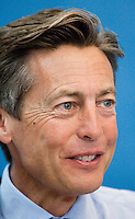 13 AUG 2009 - LONDON, GBR - The Rt. Hon. Ben Bradshaw MP, Secretary of State for Culture, Media and Sport - Mens World Modern Pentathlon Championship Qualifiers (PHOTO (C) NIGEL FARROW)