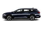 Car driver side profile view of a 2019 Buick Regal TourX Essence 5 Door Wagon