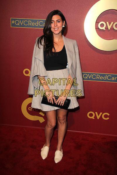 BEVERLY HILLS, CA - February 28: Jamie-Lynn Sigler at QVC 5th Annual Red Carpet Style Event, Four Seasons, Beverly Hills,  February 28, 2014.  <br /> CAP/MPI/JO<br /> &copy;Janice Ogata/MediaPunch/Capital Pictures
