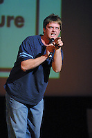 Comedian Jim Breuer performed at The Gerry Red Wilson Found. Comedy Benefit to raise awareness for Spiral Meningitis at the Town Hall in New York City on June 11, 2002 as part of the Toyota Comedy Series.<br /> photo by Jen Lombardo/PictureGroup