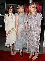 Laura Mulleavy, Kirsten Dunst &amp; Kate Mulleavy at the premiere for &quot;Woodshock&quot; at the Arclight Theatre, Hollywood, Los Angeles, USA 18 September  2017<br /> Picture: Paul Smith/Featureflash/SilverHub 0208 004 5359 sales@silverhubmedia.com