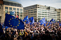 "26.03.17 ""Pulse of Europe"" Pro EU Demonstration"