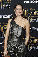 www.acepixs.com<br /> <br /> March 2 2017, LA<br /> <br /> Louise Roe arriving at the premiere of Disney's 'Beauty And The Beast' at the El Capitan Theatre on March 2, 2017 in Los Angeles, California.<br /> <br /> By Line: Famous/ACE Pictures<br /> <br /> <br /> ACE Pictures Inc<br /> Tel: 6467670430<br /> Email: info@acepixs.com<br /> www.acepixs.com