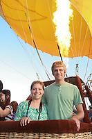 20160225 25 February Hot Air Balloon Cairns