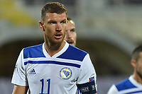 Edin Dzeko of Bosnia during the Uefa Nation League Group Stage A1 football match between Italy and Bosnia at Artemio Franchi Stadium in Firenze (Italy), September, 4, 2020. Photo Massimo Insabato / Insidefoto