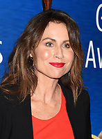 BEVERLY HILLS, CA - FEBRUARY 11: Actress Minnie Driver attends the 2018 Writers Guild Awards L.A. Ceremony at The Beverly Hilton Hotel on February 11, 2018 in Beverly Hills, California.