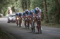 Team FDJ<br /> <br /> 12th Eneco Tour 2016 (UCI World Tour)<br /> stage 5 (TTT) Sittard-Sittard (20.9km) / The Netherlands