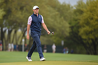 Rory McIlroy (NIR) steps on the green on 1 during day 3 of the WGC Dell Match Play, at the Austin Country Club, Austin, Texas, USA. 3/29/2019.<br /> Picture: Golffile | Ken Murray<br /> <br /> <br /> All photo usage must carry mandatory copyright credit (© Golffile | Ken Murray)