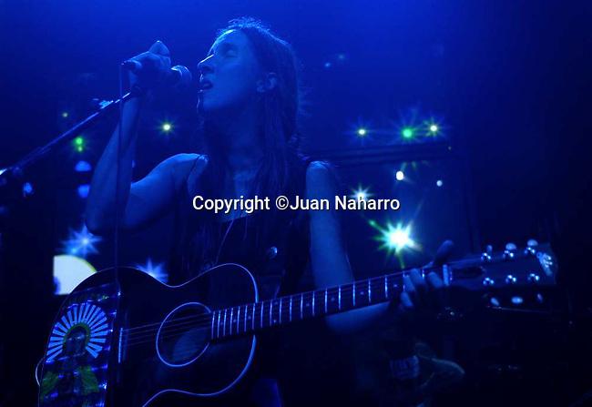 Concierto de ATERCIOPELADOS en Sala Heineken.© Juan Naharro