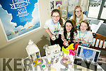 Presentation Secondary School, Castleisland Students Grace Daly, Lauren Butler, Siobhan Brosnan and Cait O'Mahony, are in the finals of the Student Enterprise competition with their project 'The Candle Corner' taking place in Croke Park on Wednesday, April 20th.