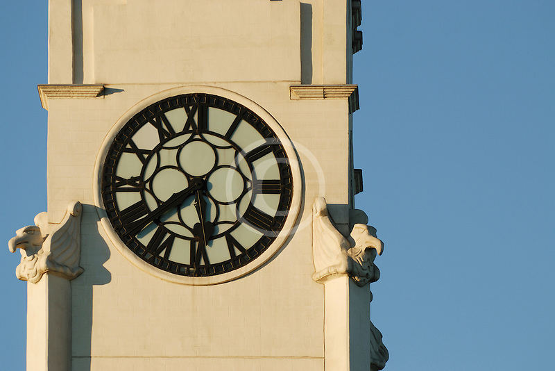 Canada, Montreal, Clock Tower, Tour de lHorloge