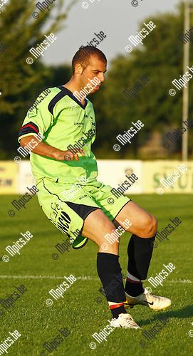 RC Mol-Wezel ;31/07/2007 ; voetbal ; Beudemir_Mekmet