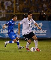 Clint Dempsey during FIFA World Cup qualifier against El Salvador. USA tied El Salvador 2-2 at Estadio Cuscatlán Stadium in El Salvador on March 28, 2009.