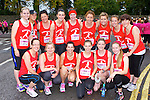 Kilmoyley ladies on the run at the Killarney Ladies mini marathon on Saturday included are Margaret Carroll, Leslie Hunt, Rosemarie Lawlor, Frieda Leahy, Ana Marie Costello, Aoife King, Martina O'Sullivan, Mary Galvin, jill Kenny, Felicity Sheehan, Muireann Nolan, Oonagh Murnane and Mary Brick