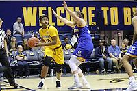 BERKELEY, CA - November 18, 2016: Cal Bears Women's Basketball team vs. the UC Riverside Highlanders at Haas Pavilion. Final score, Cal Bears 71, UC Riverside Highlanders 56.