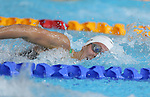 Glasgow 2014 Commonwealth Games<br /> Disapointment for Wales swimmer Jazz Carlin finishing 6th in the final of the womens 200m Freestyle<br /> Tollcross Swimming Centre<br /> <br /> 24.07.14<br /> &copy;Steve Pope-SPORTINGWALES